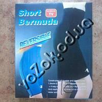 Шорты двухсторонние для похудения Бермуда с эффектом сауны Sunex Short Bermuda Reversible
