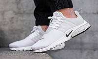 Мужские кроссовки Nike (Найк) Air Presto BR QS, белый