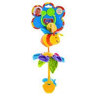 Мягкая игрушка подвеска на коляску Пчелка