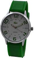 Часы женские Lacoste 8066 на каучуковом ремешке