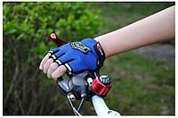 Перчатки велосипедные, велоперчатки