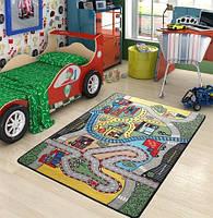 Коврик в детскую комнату Confetti Race 100*150