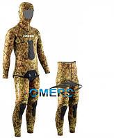 Гидрокостюм Cressi CAMALEONTE короткие штаны 5мм для подводной охоты