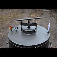 Автоклав промышленный 220 банок.  (экономный) с электротеном и терморегулятором.