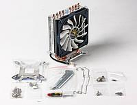 Кулер Dragonfly 4, Intel/AMD, 4 heatpipes, PWM