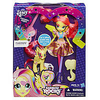 Кукла My Little Pony Equestria Girls Fluttershy Doll and Pony Set