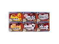 Детская музыкальная игрушка Пианино в виде животного SD 2203