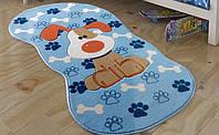 Коврик в детскую комнату c собачкой SNOPY Confetti