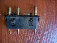Колодка контактов в крышку багажника форд фиеста 3