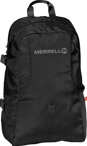 Стильный молодежный рюкзак с отделом для планшета и iPad 20 л. MERRELL Portland JBF22653;010 черный