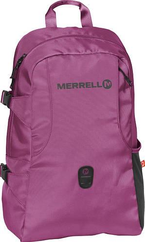 Рюкзак женский стильный с отделом для планшета и iPad 20 л. MERRELL Portland JBF22653;509 фиолетовый