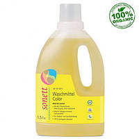 Органическое средство для стирки цветных тканей SONETT, концентрат 1,5л