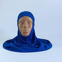 Синий хиджаб