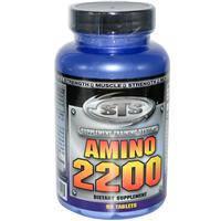 Амино 2200 90 таб Аминокислоты свободные, диетическое белковое питание Supplement Training Systems