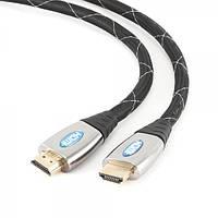Кабель Cablexpert CCP-HDMI4-15 premium HDMI V.1.4, с позолочен. коннектор, 4.5