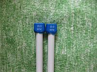Спицы для вязания тефлон D10 мм
