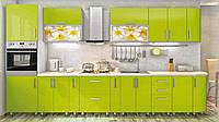 """Кухня модульная """"High Gloss"""" прямая 3900 мм"""