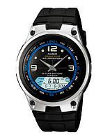 Часы Casio AW-82-1AV rubber для рыбака