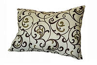 Подушка с наполнителем из гречневой лузги 40*60