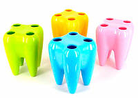 Подставка для зубной щетки Зуб