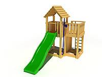 """Детский комплекс для Дачи """"Заманчивый""""  - ДК 005.072"""