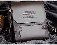 Мужская стильная кожаная сумка.Сумки и кожи PU. Доступная цена. Интернет магазин. Купить сумку.  Код: КСМ5