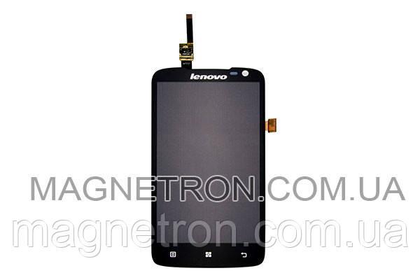 Дисплей с тачскрином #YT50F106T0-FPC-B(Z) для мобильного телефона Lenovo S820, фото 2