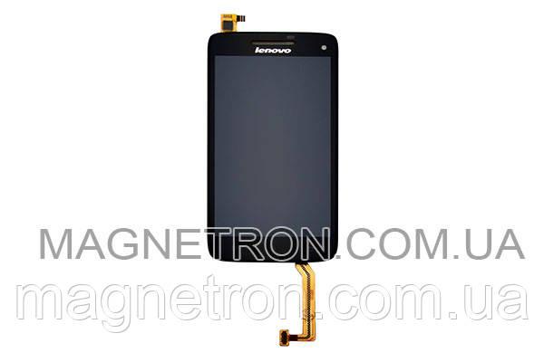 Дисплей с тачскрином #LH500WF2-S001 V0.4 для мобильного телефона Lenovo S960, фото 2
