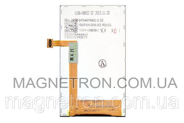 Дисплей #BT040TN02V.20 для мобильного телефона Lenovo A390/A690, фото 2
