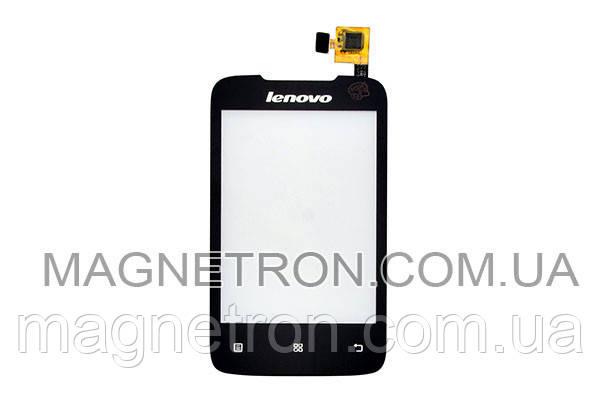 Сенсорный экран (тачскрин) #TF0456C-TY для мобильного телефона Lenovo A269, фото 2