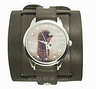 Часы наручные женские. Ежик в тумане, доставка с Киева