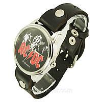 Оригинальные мужские часы  AndyWatch. AC/DC