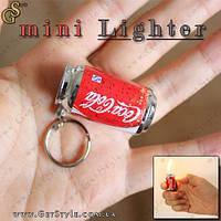"""Брелок-зажигалка Cola - """"Mini Lighter"""""""