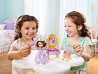 Набор Дисней кукла София подготовка к королевскому балу. Disney Sofia The First