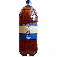 Льняное масло 100 %  3 л.