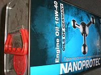 Полусинтетическое моторное масло Nanoprotec Engine Oil 10W-40