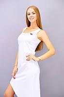 Мона. Молодёжное платье. Белый.(Р)., фото 1