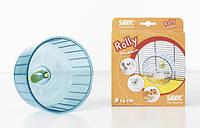 Колесо для хомяков и крыс Savic Rolly (Савик Ролли) тренажер пластик 14 х 9 см