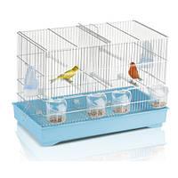 Imac (Аймак) Cova 55 Кова 55 клетка для канареек и волнистых попугаев пластик хром