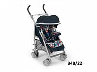 Детская прогулочная коляска CAM Microair темно-синий