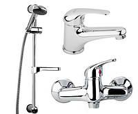 Набор смесителей для ванны и душа Bianchi Mistral 35 mm