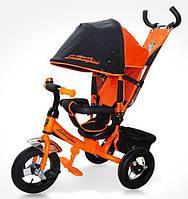 Детский трехколесный велосипед Lambordgini Air