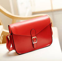 Женская сумка - почтальон. По низкой цене. Интернет магазин сумок. Новая модель женской сумки.  Код: КСМ13
