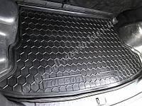 Коврик в багажник HYUNDAI Tucson I (AVTO-GUMM) пластик+резина