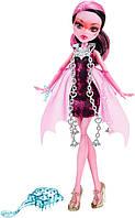 Кукла Монстер Хай Дракулаура серия Населенный призраками Призрачные Draculaura Getting Ghostly
