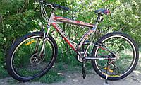 Горный велосипед двухподвесный Azimut Enduro AFD
