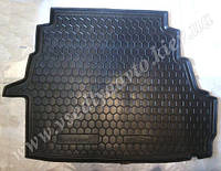 Коврик в багажник на GEELY Emgrand 8 (Avto-gumm) пластик+резина