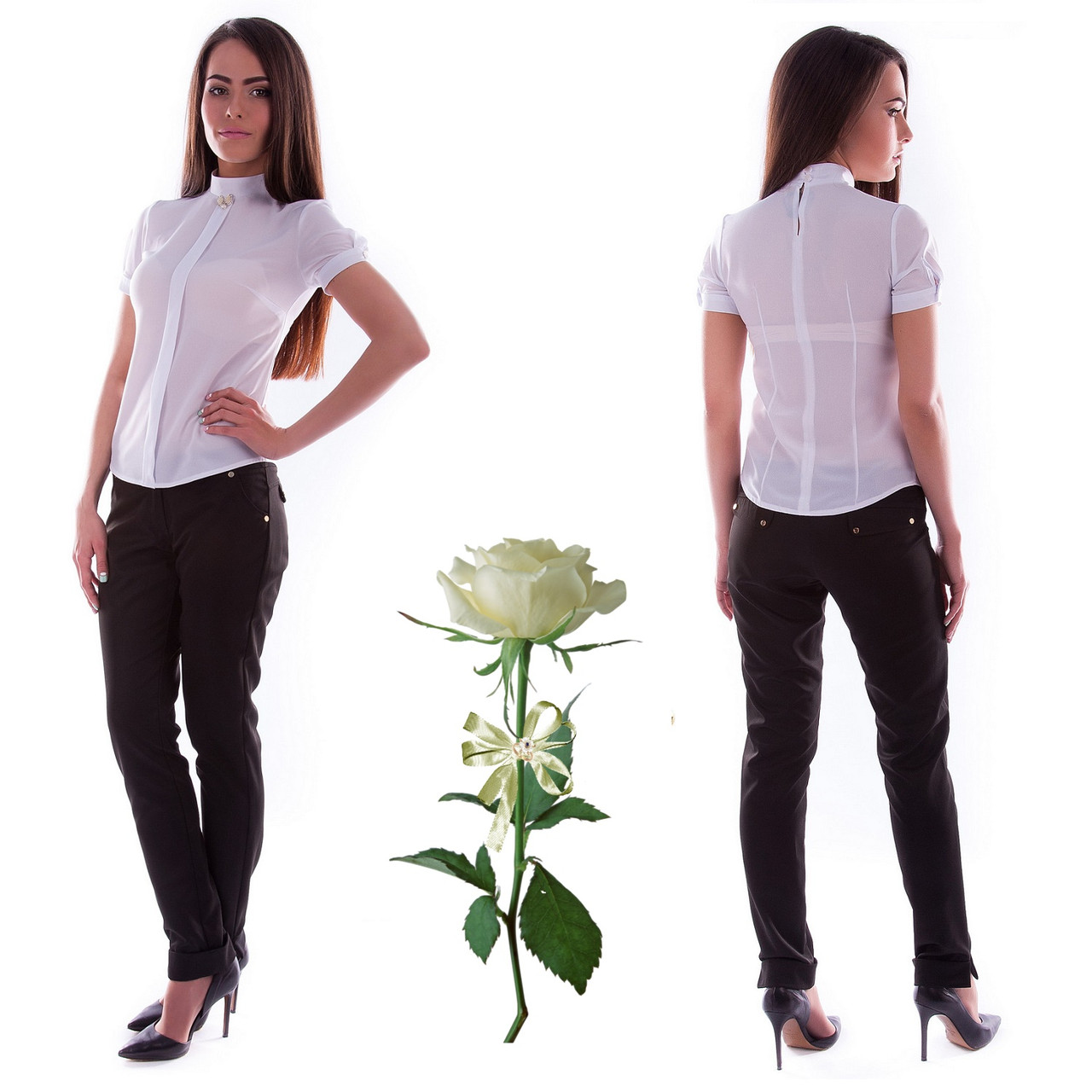 Блузки для школы интернет магазин