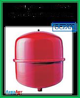 """Pасширительный бак круглый """"OCEAN"""" закрытого типа для систем отопления 18 литров"""