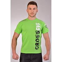 Удобная футболка для походов в тренажерный зал Berserk Sport салатовый